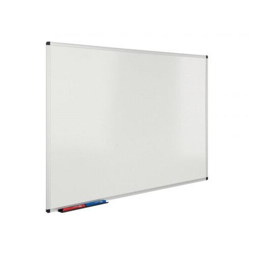 Write-on - Whiteboard - 1200 x 900 mm - vitreous enamel steel - magnetic - aluminium frame