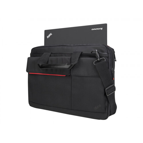 """Lenovo ThinkPad Professional Topload Case - Notebook carrying case - 15.6"""" - black - for ThinkPad E560p; P52"""