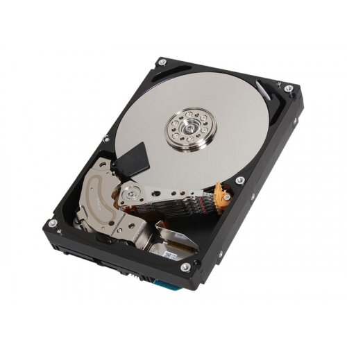 "Toshiba MG04ACA600E - Hard drive - 6 TB - internal - 3.5"" - SATA 6Gb/s - NL - 7200 rpm - buffer: 128 MB"
