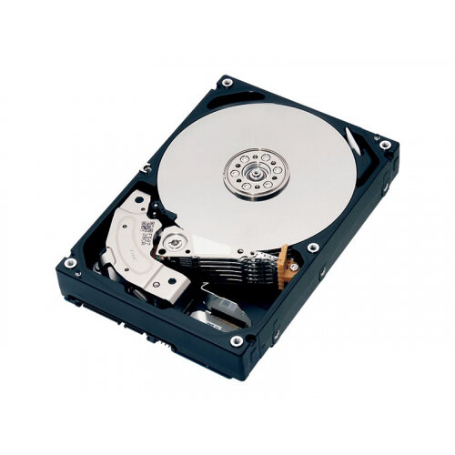 "Toshiba MG05ACA series MG05ACA800E - Hard drive - 8 TB - internal - 3.5"" - SATA 6Gb/s - NL - 7200 rpm - buffer: 128 MB"