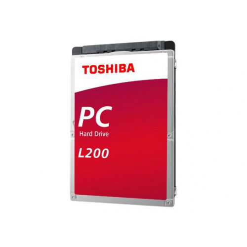 "Toshiba L200 Laptop PC - Hard drive - 1 TB - internal - 2.5"" - SATA 6Gb/s - 5400 rpm - buffer: 8 MB"