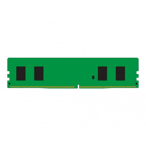 Kingston ValueRAM - DDR4 - 4 GB - DIMM 288-pin - 2666 MHz / PC4-21300 - CL19 - 1.2 V - unbuffered - non-ECC