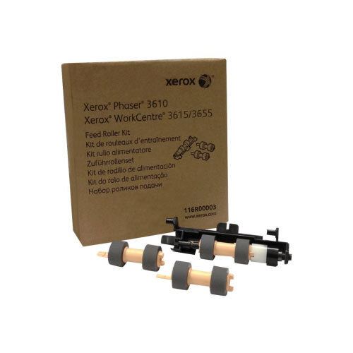 Xerox - Media tray roller kit - for Phaser 3610; VersaLink B400, B405; WorkCentre 3615, 3655