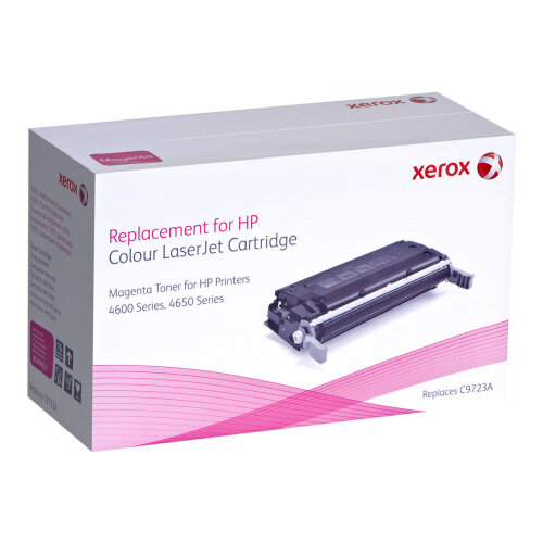 Xerox HP Colour LaserJet 4600/4650 series - Magenta - toner cartridge (alternative for: HP C9723A) - for HP Color LaserJet 4600, 4610, 4650