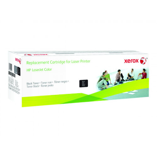 Xerox - Black - toner cartridge - for HP LaserJet Enterprise 600 M602, 600 M603, M4555