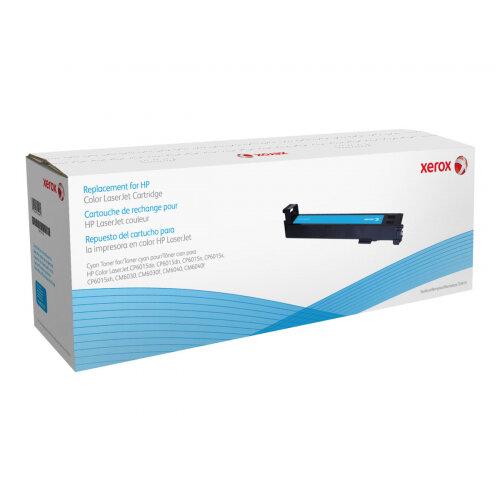 Xerox HP Color LaserJet CM6040 - Cyan - toner cartridge (alternative for: HP CB381A) - for HP Color LaserJet CM6030, CM6040, CP6015