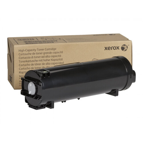 Xerox VersaLink B605/B615 - Black - original - toner cartridge - for VersaLink B600, B605, B610, B615