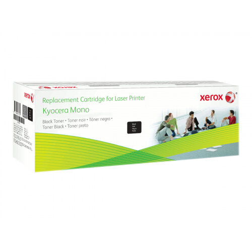 Xerox Kyocera FS-1120D/1120DN - Black - toner cartridge (alternative for: Kyocera TK-160) - for Kyocera ECOSYS P2035; FS-1120