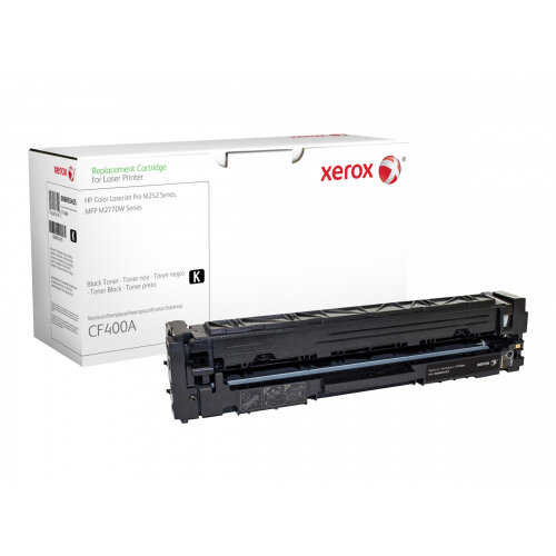 Xerox HP Colour LaserJet Pro M252 - Black - toner cartridge (alternative for: HP 201A) - for HP Color LaserJet Pro M252dn, M252dw, M252n, MFP M274n, MFP M277c6, MFP M277dw, MFP M277n
