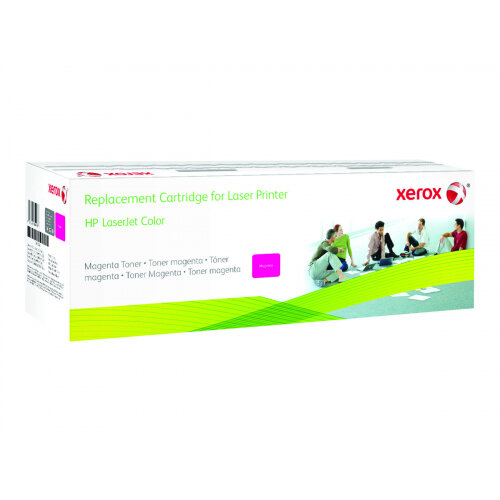 Xerox HP Color LaserJet M575 - Magenta - toner cartridge (alternative for: HP CE403A) - for HP LaserJet Enterprise MFP M575; LaserJet Enterprise Flow MFP M575; LaserJet Pro MFP M570