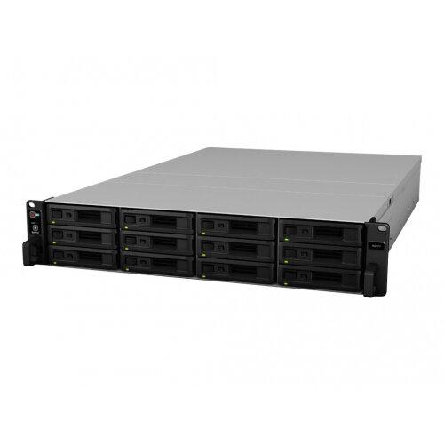 Synology RX1217 - Storage enclosure - 12 bays (SATA-600) - rack-mountable - 2U