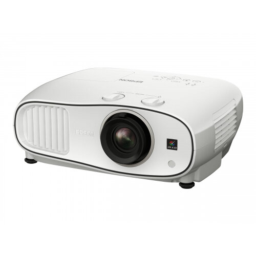 Epson EH-TW6700W - 3LCD projector - 3D - 3000 lumens (white) - 3000 lumens (colour) - Full HD (1920 x 1080) - 16:9 - 1080p
