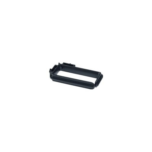 APC - Rack cable management ring - black (pack of 10) - for P/N: AR3100, AR3150