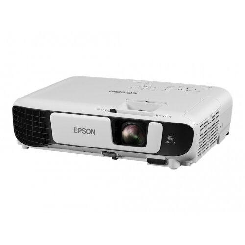 Epson EB-S41 - 3LCD projector - portable - 3300 lumens (white) - 3300 lumens (colour) - SVGA (800 x 600) - 4:3