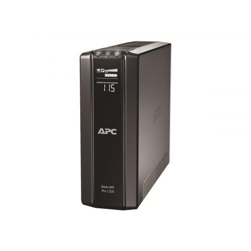 APC Back-UPS Pro 1200 - UPS - AC 230 V - 720 Watt - 1200 VA - USB - output connectors: 6