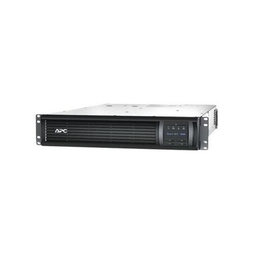 APC Smart-UPS 1000VA LCD RM - UPS (rack-mountable) - AC 220/230/240 V - 700 Watt - 1000 VA - Ethernet 10/100, RS-232, USB - output connectors: 4 - 2U - black - with APC SmartConnect