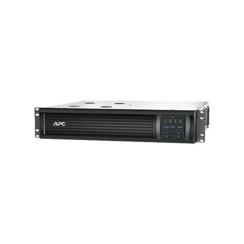 APC Smart-UPS 1500VA LCD RM - UPS (rack-mountable) - AC 220/230/240 V - 1 kW - 1500 VA - Ethernet 10/100, RS-232, USB - output connectors: 4 - 2U - black - with APC SmartConnect