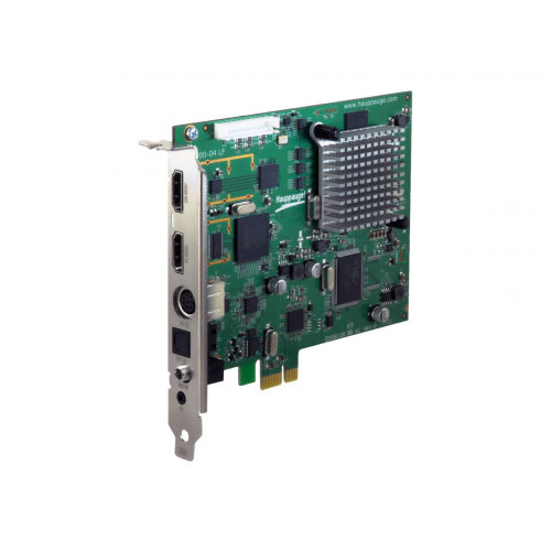 Hauppauge Colossus 2 - Video capture adapter - PCIe - NTSC, PAL