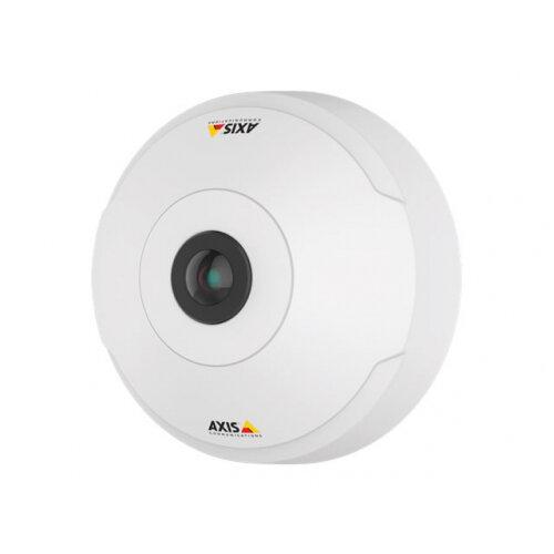 AXIS M3047-P - Network surveillance camera - dome - colour - 6 MP - 2048 x 2048 - fixed iris - fixed focal - HDMI - LAN 10/100 - MPEG-4, MJPEG, H.264 - PoE