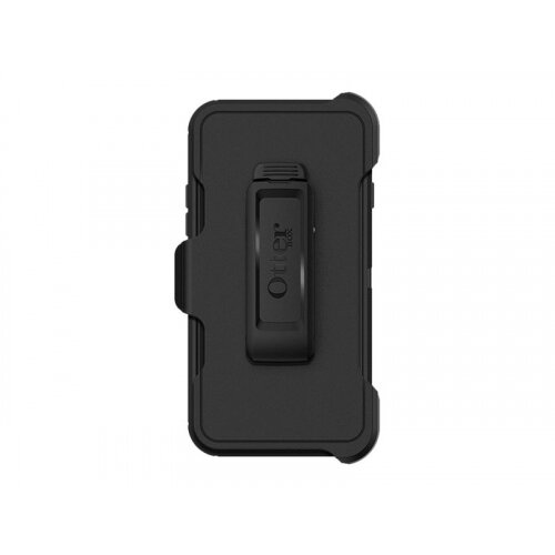 OtterBox Defender Series Apple iPhone 8 ∓ iPhone 7 - Back cover for mobile phone - rugged - polycarbonate, synthetic rubber - black - for Apple iPhone 7, 8
