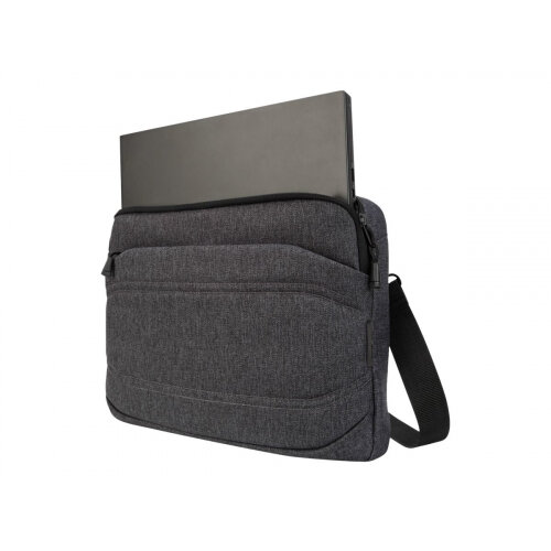 Targus Groove X2 Slimcase - Notebook carrying case - 13&uot; - charcoal