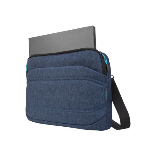 Targus Groove X2 Slimcase - Notebook carrying case - 13&uot; - navy