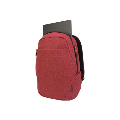Targus Groove X2 Compact - Notebook carrying backpack - 15&uot; - dark coral