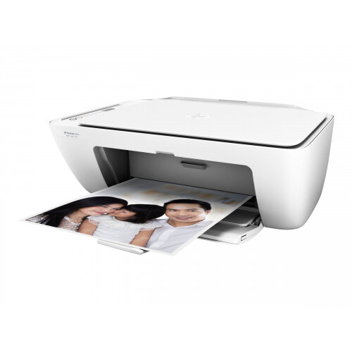 HP Deskjet 2622 All-in-One - Multifunction printer - colour - ink-jet - 216 x 297 mm (original) - A4/Legal (media) - up to 6 ppm (copying) - up to 20 ppm (printing) - 60 sheets - USB 2.0, Wi-Fi