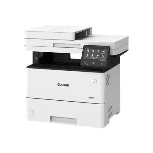 Canon i-SENSYS MF522x - Multifunction printer - B/W - laser - A4 (210 x 297 mm), Legal (216 x 356 mm) (original) - A4/Legal (media) - up to 43 ppm (copying) - up to 43 ppm (printing) - 650 sheets - USB 2.0, Gigabit LAN, Wi-Fi(n)