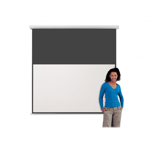 Metroplan Eyeline Design Electric Screen - Projection screen - wall mountable - motorised - 90 in - 16:10
