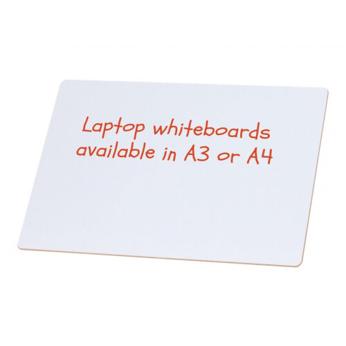 Write-on - Whiteboard - 210 x 297 mm - double-sided (pack of 6)