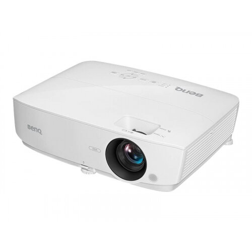 BenQ MX535 - DLP projector - portable - 3D - 3600 ANSI lumens - XGA (1024 x 768) - 4:3