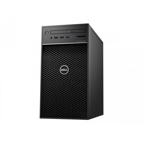 Dell Precision 3630 Tower - MT - 1 x Core i7 8700 / 3.2 GHz - RAM 8 GB - HDD 1 TB - DVD-Writer - UHD Graphics 630 - GigE - Win 10 Pro 64-bit - vPro - monitor: none - BTP