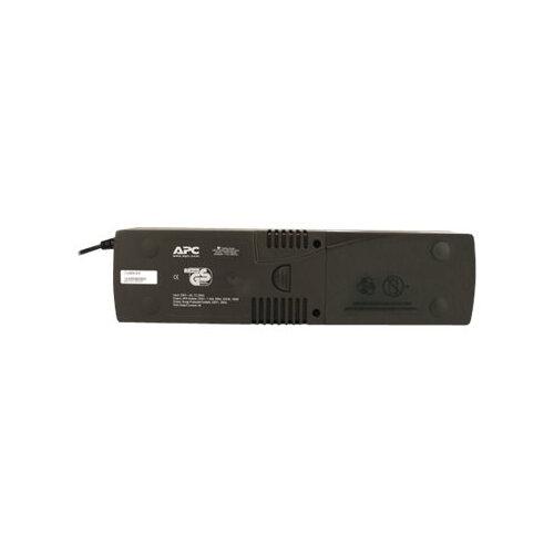 APC SurgeArrest 325 - UPS - AC 230 V - 325 VA - output connectors: 4 - Belgium, France - charcoal