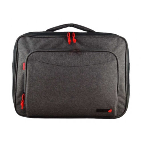 Tech air Classic - Notebook carrying case - 12&uot; - 14.1&uot; - grey