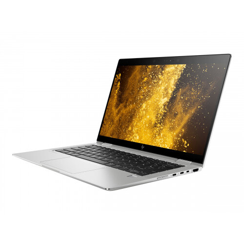 HP EliteBook x360 1030 G3 - Flip design - Core i5 8350U / 1.7 GHz - Win 10 Pro 64-bit - 8 GB RAM - 256 GB SSD NVMe, HP Value, MLC - 13.3&uot; IPS touchscreen 1920 x 1080 (Full HD) - UHD Graphics 620 - Wi-Fi, Bluetooth - kbd: UK