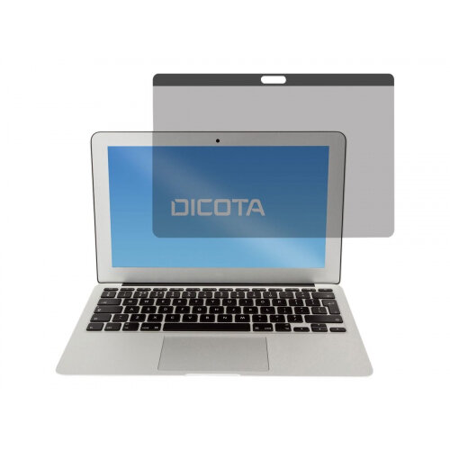 DICOTA Secret 2-Way - Notebook privacy filter - 11&uot; - black - for Apple MacBook Air (11.6 in)