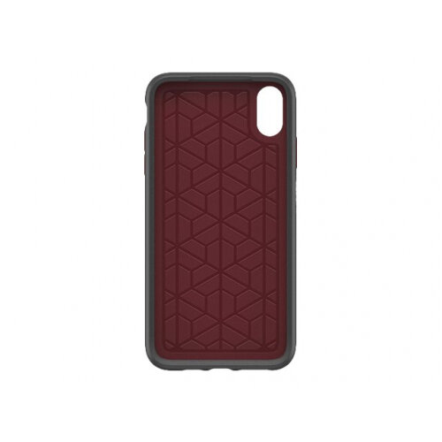 OtterBox Symmetry Series Apple iPhone XS Max - Back cover for mobile phone - polycarbonate, synthetic rubber - fine port - for Apple iPhone XS Max