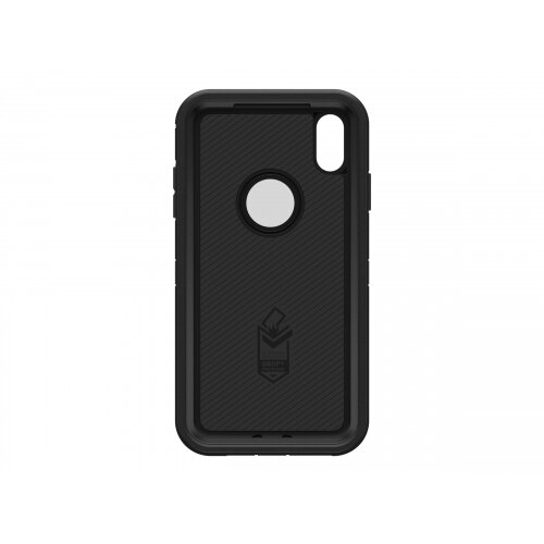 OtterBox Defender Series - Screenless Edition - back cover for mobile phone - rugged - polycarbonate, synthetic rubber - black - for Apple iPhone XS Max