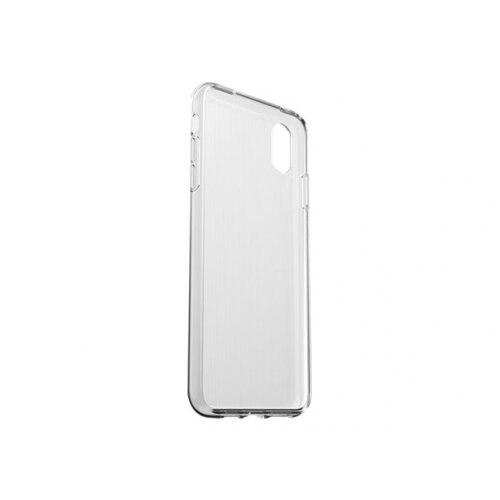 OtterBox Clearly Protected Skin - Back cover for mobile phone - thermoplastic polyurethane (TPU) - clear - for Apple iPhone XS Max