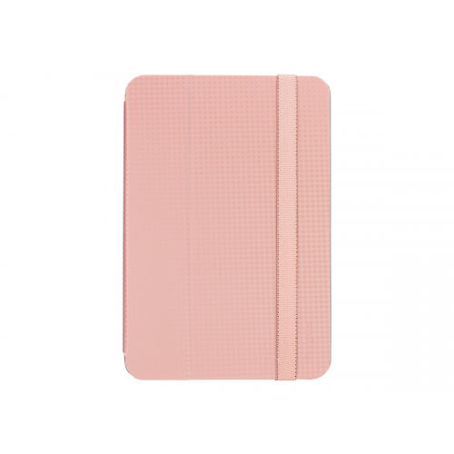 Targus Click-In - Flip cover for tablet - rose gold - for Apple iPad mini; iPad mini 2; 3; 4