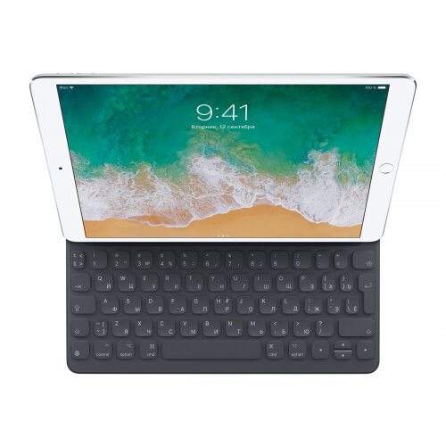 Apple Smart - Keyboard and folio case - Apple Smart connector - Arabic - for 10.5-inch iPad Pro
