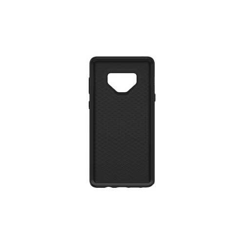 OtterBox Symmetry Series - Back cover for mobile phone - polycarbonate, synthetic rubber - black - for Samsung Galaxy Note9