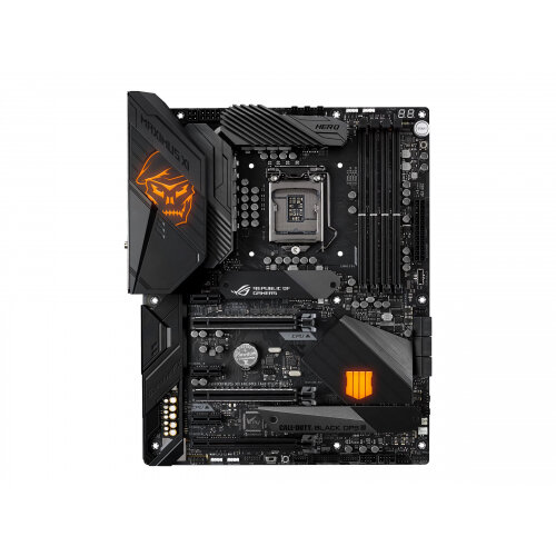ASUS ROG MAXIMUS XI HERO (WI-FI) - Motherboard - ATX - LGA1151 Socket - Z390 - USB 3.1 Gen 1, USB-C Gen2, USB 3.1 Gen 2 - Bluetooth, Gigabit LAN, Wi-Fi - onboard graphics (CPU required) - HD Audio (8-channel)