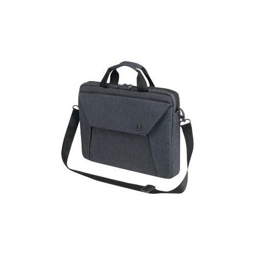 DICOTA Slim Case EDGE - Notebook carrying case - 13.3&uot; - denim blue