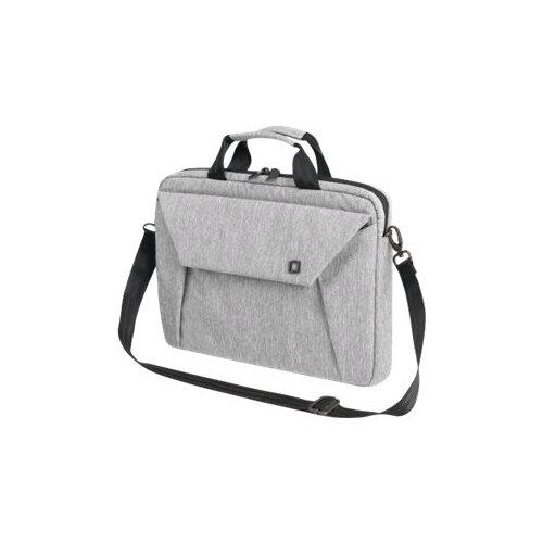 DICOTA Slim Case EDGE - Notebook carrying case - 13.3&uot; - light grey
