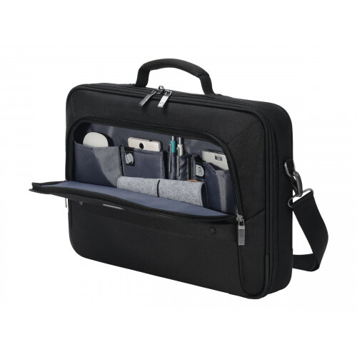 DICOTA Eco Multi SELECT - Notebook carrying case - 15.6&uot; - black