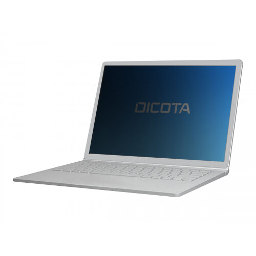 DICOTA Secret 2-Way - Notebook privacy filter - black - for Lenovo ThinkPad X380 Yoga 20LH, 20LJ