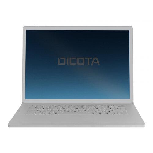 Dicota Secret 4-Way - Notebook privacy filter - 12.2&uot; - black - for Lenovo Miix 510-12IKB; 510-12ISK; 520-12IKB