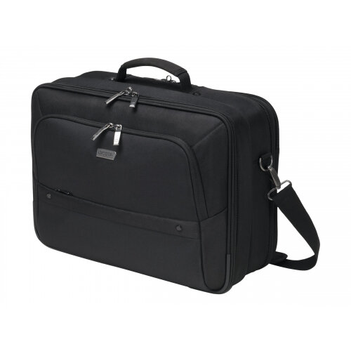 DICOTA Multi Twin ECO SELECT - Notebook carrying case - 14&uot; - 15.6&uot; - black